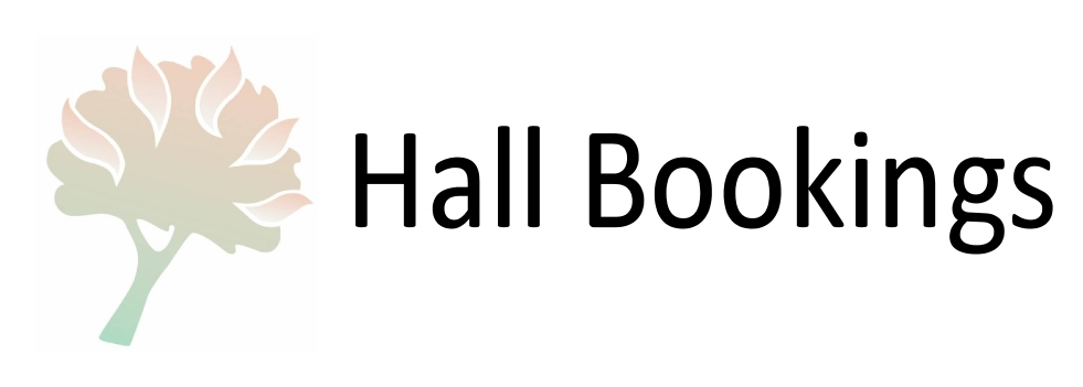 Hall Bookings