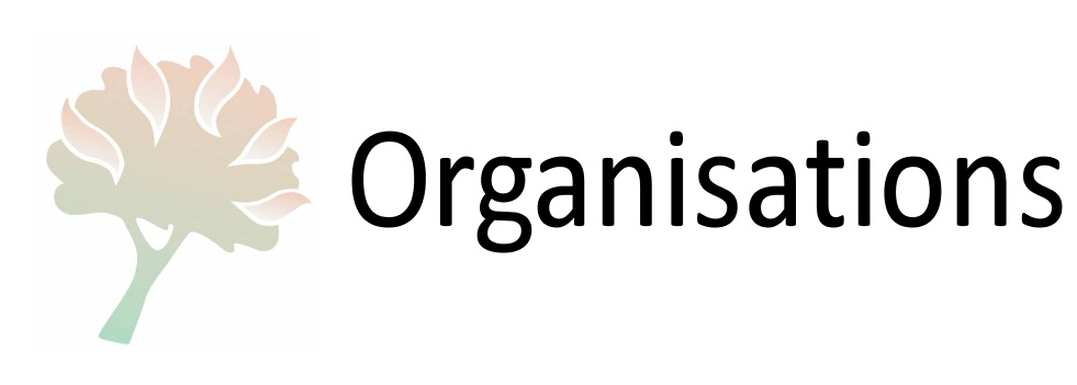 Organisations Button